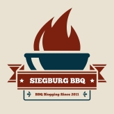 BBQ grill invitation. Text converted to outlines. File type - EPS 10.